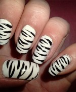 Latest Nail Art Designs 2014 004 150x180 new fashion nail art fashion trends