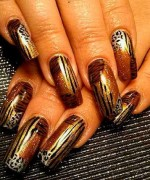 Latest Nail Art Designs 2014 005 150x180 new fashion nail art fashion trends