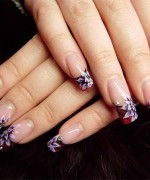 Latest Nail Art Designs 2014 007