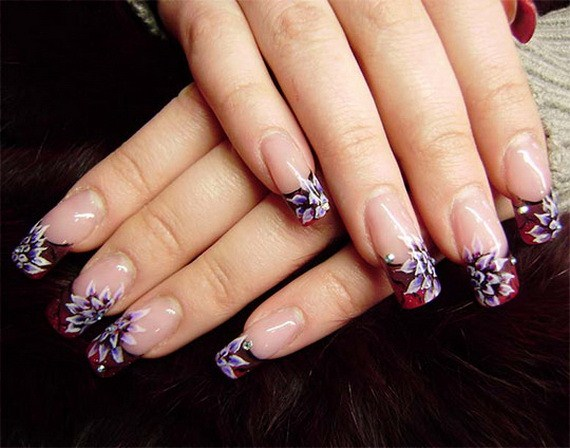 Latest Nail Art Designs 2014 007 new fashion nail art fashion trends