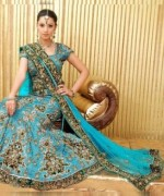 Lehenga Choli Dresses 2014 For Women 0013