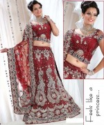 Lehenga Choli Dresses 2014 For Women 0020