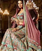 Lehenga Choli Dresses 2014 For Women 006