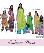 Long Shirts With Palazzo Pants 2014 For Women 0012