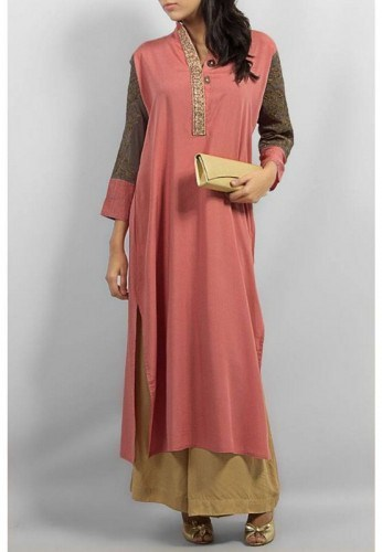 Long Shirts With Palazzo Pants 2014 For Women 009 new fashion fashion trends
