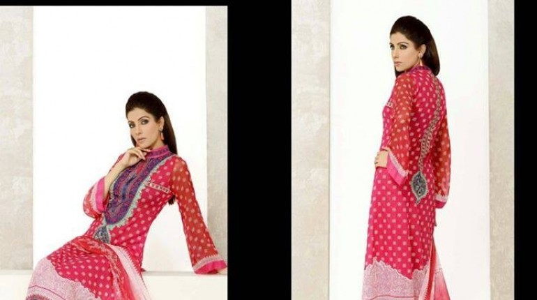 Mashaal by Lala Dresses 2014 for Women