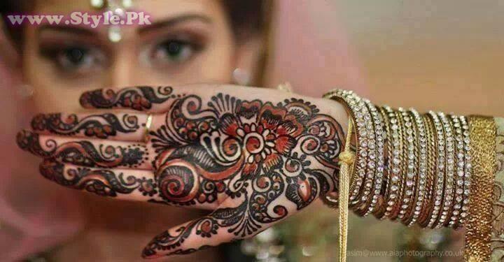 Mehndi For Girls : Designs for weddings girls