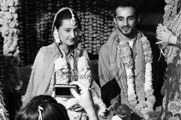 Momal Sheikh Wedding Pic 010