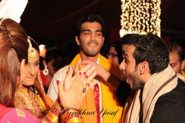 Momal Sheikh Wedding Pic 03