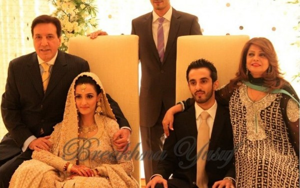 Momal Sheikh Wedding Pic 21