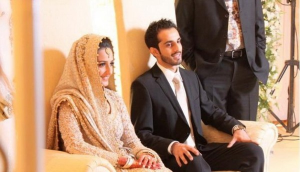 Momal Sheikh Wedding Pic 22