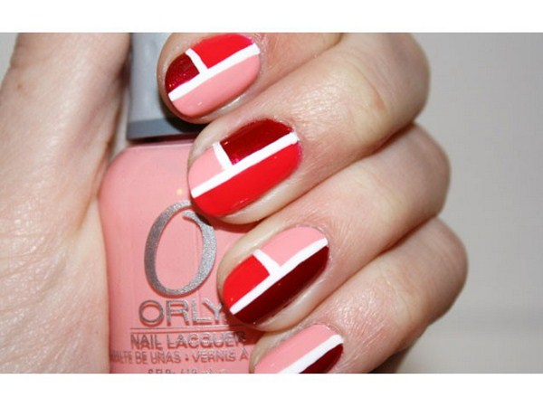 Nail Art Designs 2014 For Valentines Day 0010