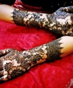New Mehndi Designs 2014-Mehndi Designs For Girls 001