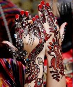 New Mehndi Designs 2014-Mehndi Designs For Girls 0015