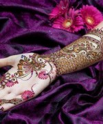 New Mehndi Designs 2014-Mehndi Designs For Girls 002