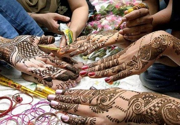 New Mehndi Designs 2014-Mehndi Designs For Girls 003