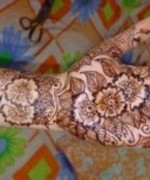New Mehndi Designs 2014-Mehndi Designs For Girls 010