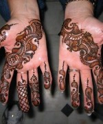 New Mehndi Designs 2014-Mehndi Designs For Girls