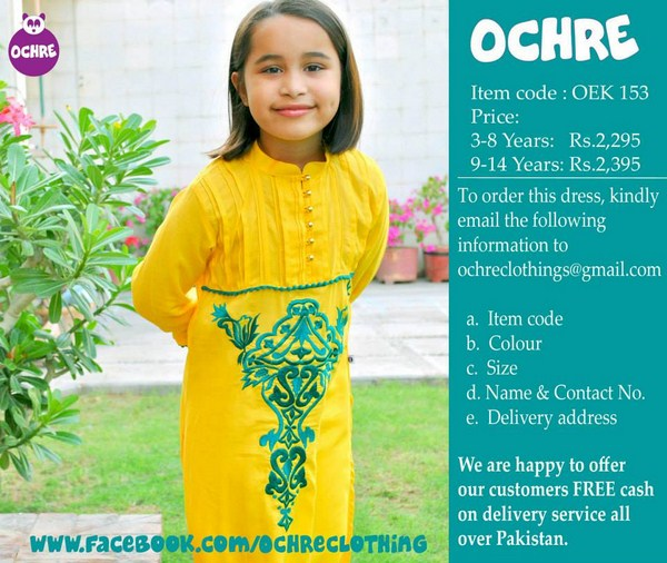 Ochre Clothing New Arrivals  2014 For Kids 009