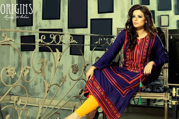 Pin By Ayesha Imran On New Arrival: Origins Ready To Wear Winter 2014 New Arrivals003