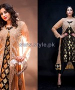 Osman Ghani Semi-Formal Dresses 2014 For Winter 3
