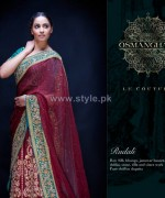Osman Ghani Semi-Formal Dresses 2014 For Winter 4