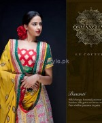 Osman Ghani Semi-Formal Dresses 2014 For Winter 5