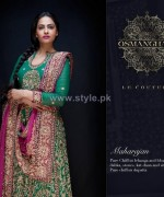 Osman Ghani Semi-Formal Dresses 2014 For Women 8