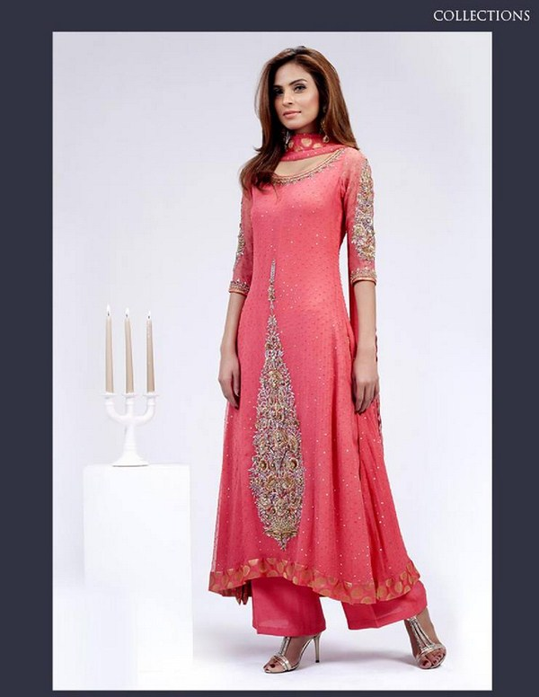 Women Pakistani Dress Designs Styles Of Summer Clothes