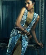 Sana Salman Party Wear Dresses 2014 For Women 5