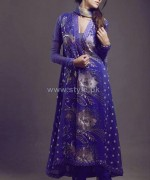 Sanober Siddiq Winter Dresses 2014 For Girls 4