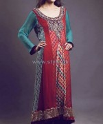 Sanober Siddiq Winter Dresses 2014 For Women 8