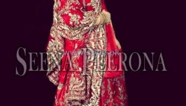 Seena Peerona Bridal Wear 2014 Dresses For Wedding 4