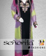 Senorita Fashions Party Dresses 2014 For Women 0011