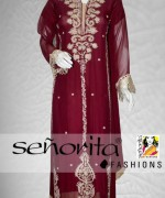 Senorita Fashions Party Dresses 2014 For Women 006