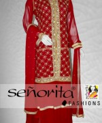 Senorita Fashions Party Dresses 2014 For Women 007