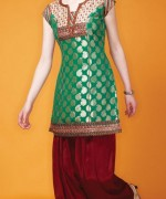 Shalwar Kameez Designs 2014 For Girls 0012