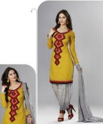 Shalwar Kameez Designs 2014 For Girls 0013
