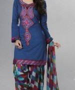 Shalwar Kameez Designs 2014 For Girls 0014