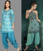 Shalwar Kameez Designs 2014 For Girls 002