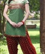 Shalwar Kameez Designs 2014 For Girls 003