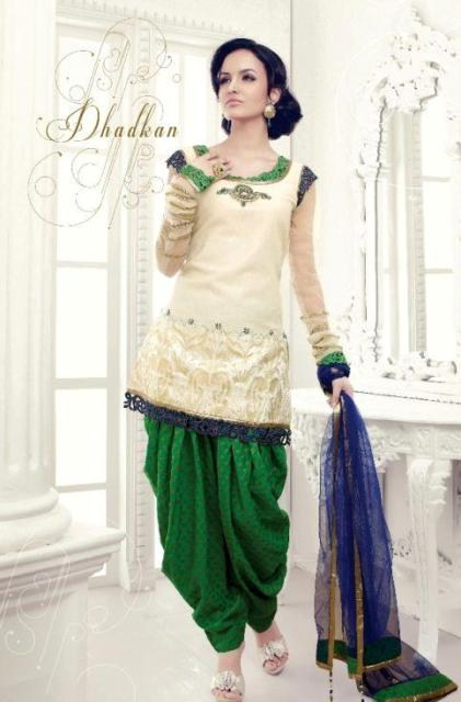 Shalwar Kameez Designs 2014 For Girls 005 new fashion fashion trends