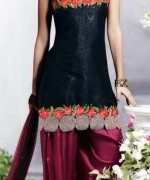 Shalwar Kameez Designs 2014 For Girls 006