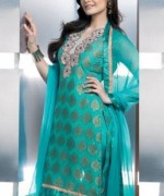 Shalwar Kameez Designs 2014 For Girls 007