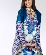 Shamaeel Ansari Casual Wear Dresses 2014 for Women013
