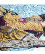 Shariq Textiles Subhata Linen Dresses 2014 for Women