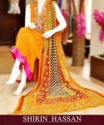 Shirin Hassan Winter Dresses 2014 For Women 0010