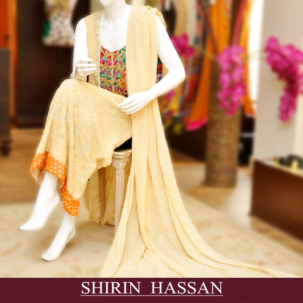 Shirin Hassan Winter Dresses 2014 For Women 003