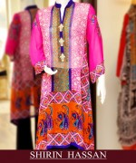 Shirin Hassan Winter Dresses 2014 For Women 006