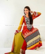 Suman Ayesha Winter Dresses 2014 For Women 001